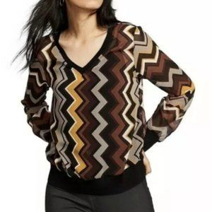 Missoni for 20th Target anniversary S sheer top